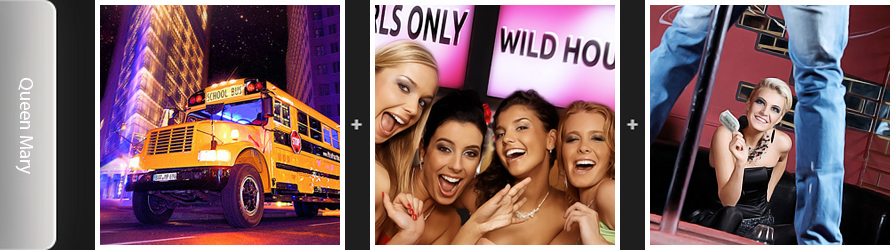 Wildhouse Partypaket - Queen Mary