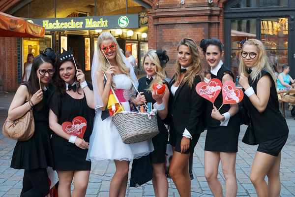 Offers for bachelorette parties