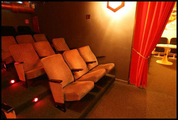 Rent a cinema for birthday