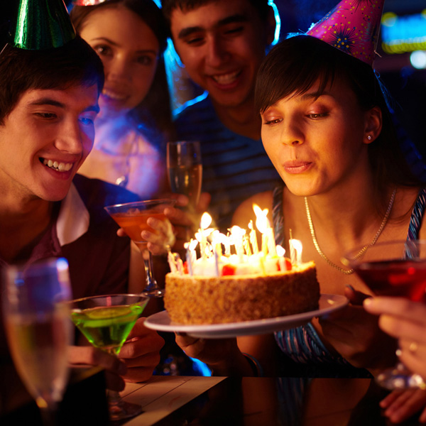 Party deals for birthday parties