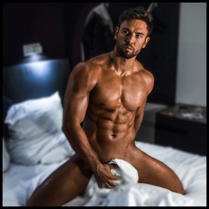 Stripper Geeorge Steel aus Berlin