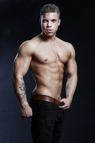 Berlin Dreamboy ➨ Stripper Yven